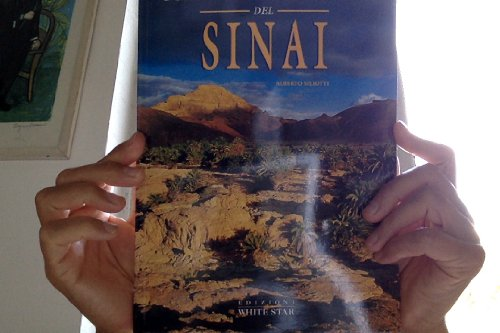 9788880950028: Guida all'esplorazione del Sinai. Ediz. illustrata (Guide all'avventura)