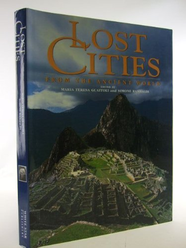 9788880958277: Lost Cities from the Ancient World