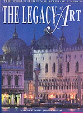 9788880958291: The Treasures of Art: The World Heritage Sites of UNESCO