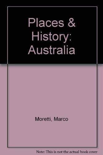 9788880959304: Places & History: Australia (Places & History)