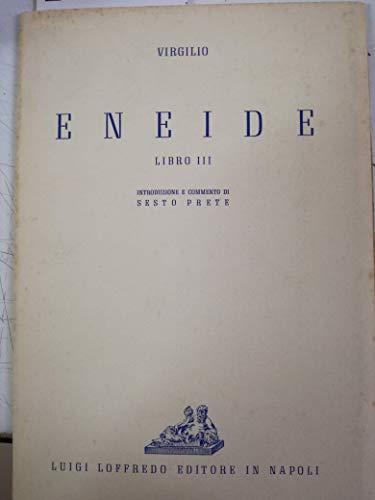 9788880963493: Eneide. Libro 3º