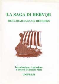 9788880980865: La saga di Hervor