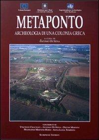 9788880992462: Metaponto archeologia di una colonia greca