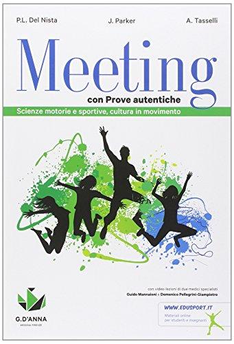 9788881049738: Meeting con prove autentiche. Per la Scuola media. Con e-book. Con espansione online
