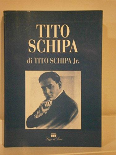 Tito Schipa.: Schipa,Tito Jr.