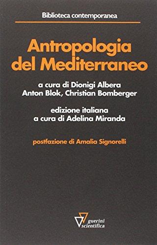 9788881072361: Antropologia del Mediterraneo