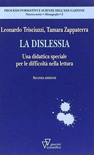 La dislessia: Tamara Zappaterra; Leonardo