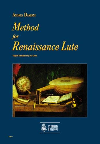 9788881094400: Method for Renaissance Lute