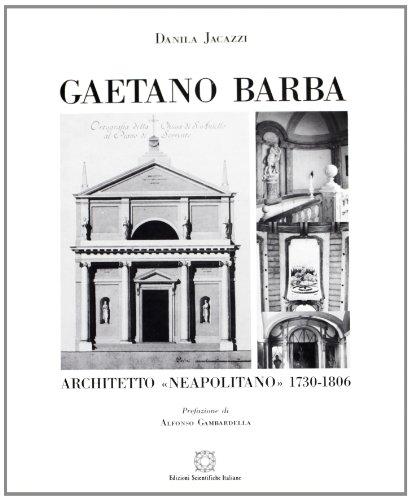 9788881141388: Gaetano Barba: