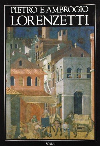 9788881170111: Pietro e Ambrogio Lorenzetti
