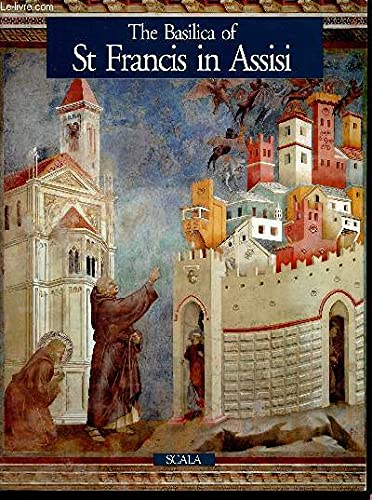 9788881172757: The Basilica of St Francis in Assisi [ILLUSTRATED]