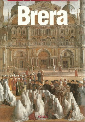 9788881172801: Brera: Complete Guide to the Works in the Gallery