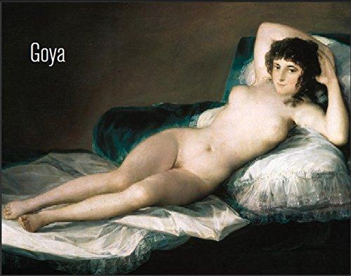 9788881176465: Goya: láminas murales