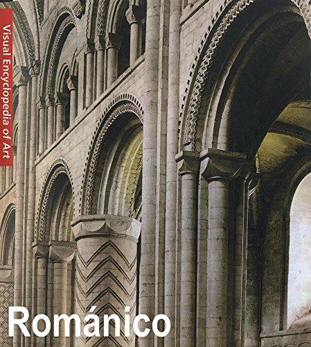 9788881178735: ROMANICO (VISUAL ENCYCLOPEDIA OF ART)