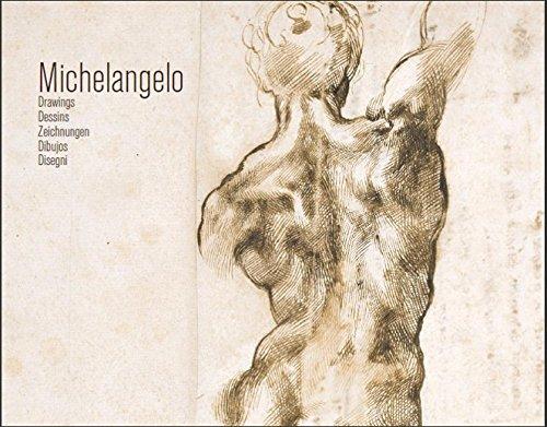 9788881179404: Michelangelo drawings: láminas murales