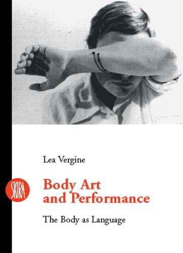 9788881186891: Body Art and Performance: The Body as Language