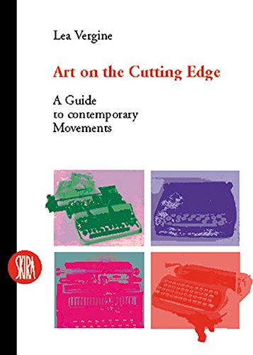 9788881187409: Art on the Cutting Edge: A Guide to Contemporary Movements (Skira Paperbacks)