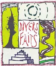 9788881187676: Alechinsky: Divers faits : avec Michel Butor, Christian Dotremont, Amos Kenan, Joyce Mansour, Hans Spinner, et Honore de Balzac, Blaise Cendrars (French Edition)