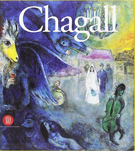 Marc Chagall Catalogo Della mostra. Ediz. Tedesca: Chiappini Rudy (a
