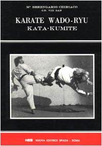 9788881220717: Karate Wado-Ryu. Kata, Kumite