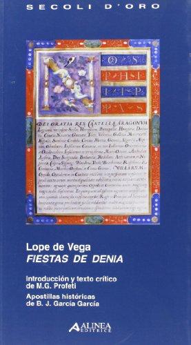 9788881258253: Fiesta de denia (I secoli d'oro)