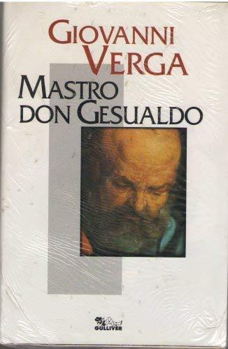 9788881292509: MASTRO DON GESUALDO