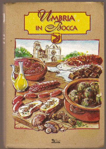 9788881293162: Umbria in Bocca