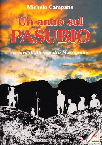 9788881300051: Un anno sul Pasubio