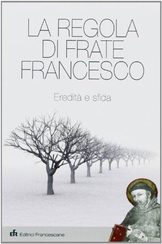 9788881350285: La regola di frate Francesco