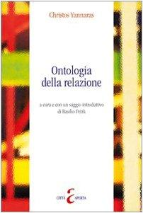 9788881374311: Ontologia della relazione
