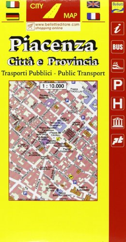 9788881464265: Piacenza. Cittã E Provincia