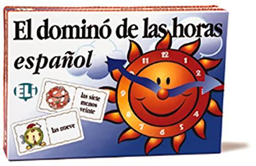 9788881480821: EL DOMINO DE LAS HORAS. Español