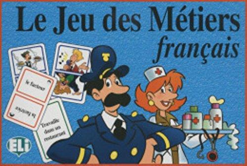 9788881480852: Le jeu des métiers : Français