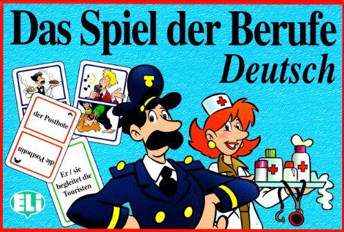 Das Spiel Der Berufe: Game: Siegfried Lenz