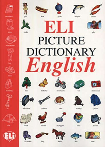 9788881480890: Eli Picture Dictionary
