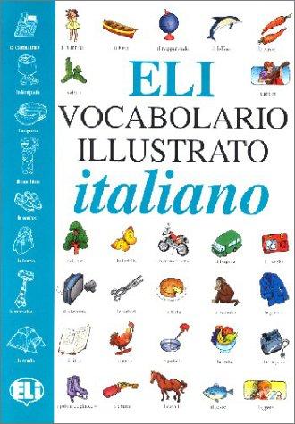 9788881480937: Eli Vocabulario Illustrato Italiano (Italian Edition)