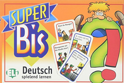 9788881480975: SUPER BIS DEUTSCH