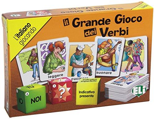 9788881483143: ELI Language Games: Il grande gioco dei verbi (Eli 19.60%)