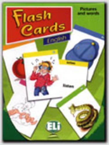 9788881483150: ELI Flashcards: ELI Flashcards - English (Italian Edition)