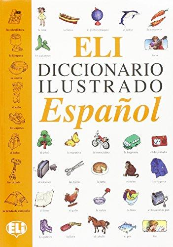 9788881483389: ELI diccionario ilustrado espanol. Con CD-ROM: Eli Diccionario Ilustrado CD-Rom - Espanol (Dizionari)