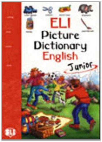 9788881484331: ELI Picture Dictionary Junior: Picture Dictionary Junior - English