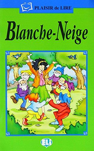 9788881485499: Plaisir de lire - Serie Verte: Blanche-Neige - Book & CD