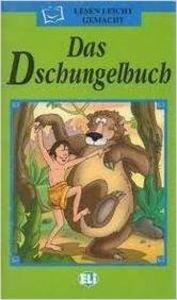 9788881487080: LESEN LEICHT GEMACHT GRUNE - Das Dschungelbuch - Book + Audio CD