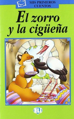 9788881487189: El zorro y la ciguena (Spanish Edition)