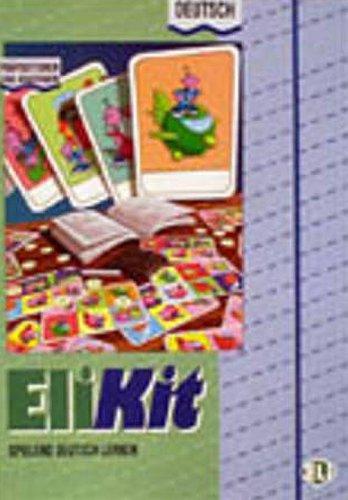 9788881487332: Elikit. Spielend Deutsch lernen