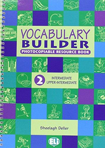 9788881487431: Vocabulary Builder: Photocopiables - volume 2