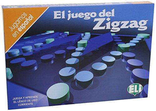 9788881487547: JUEGO DEL ZIGZAG (ELI)