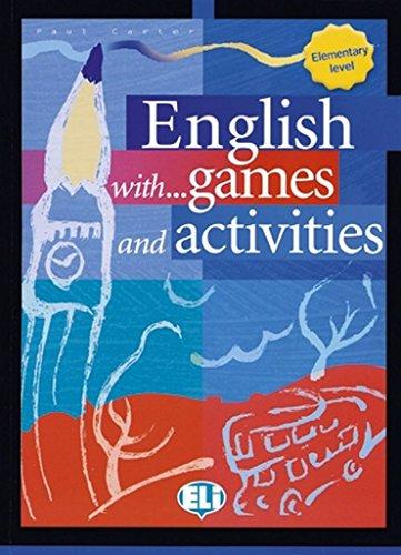 9788881488216: English with... games and activities. Per la Scuola media: ENGLISH WITH GAMES AND ACTIVITIES 1 (Libri di attività)
