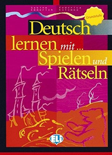 9788881488230: Deutsch mit. Spielen und Ratseln. Per le Scuole superiori. Ediz. bilingue: 1