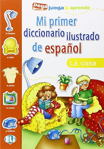 9788881488292: MI PRIMER DICC. ILUSTRADO DE ESPANOL - La casa